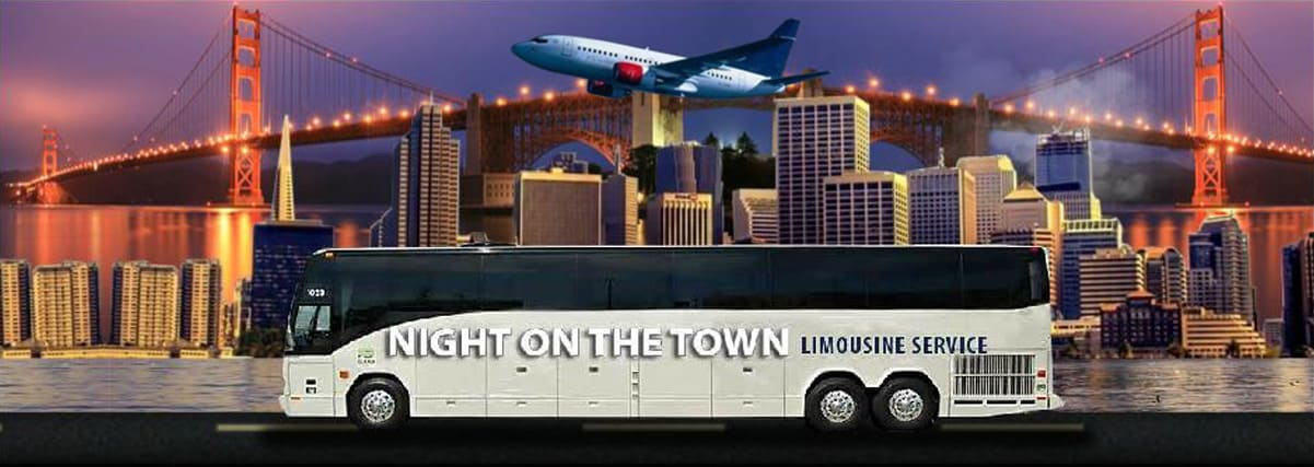 Night on the Town Party Bus Services