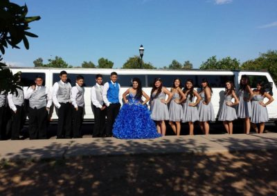 Party Bus Limo-12